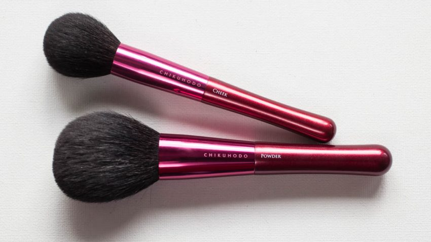 CHIKUHODO Passion Cheek Powder Brush BEAUTY FAVORITEN