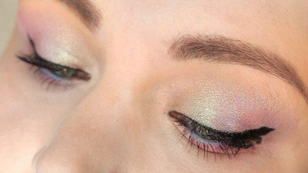 DuoChrome Eyeshadow Makeup Tutorial Changierender Lidschatten