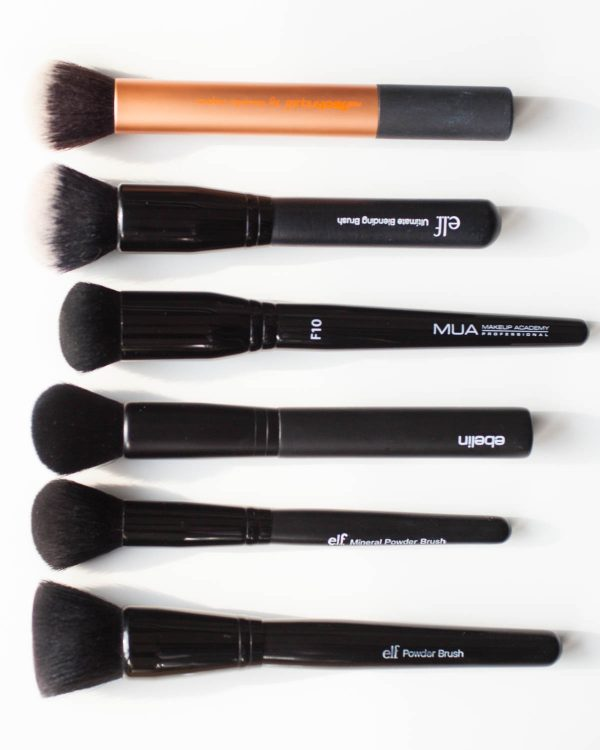 EBELIN Foundation Pinsel Brush Contouring Collection 2016 elf MUA Real Techniques