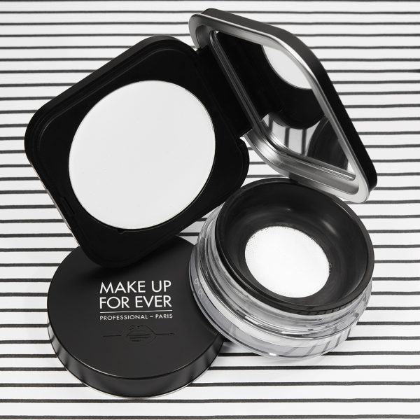 MAKE UP FOR EVER HD High Definition Powder losse pressed