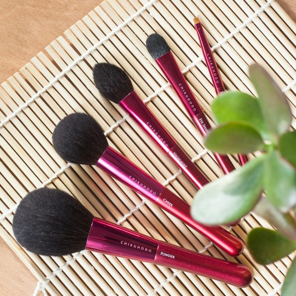 CHIKUHODO Passion Brush Collection