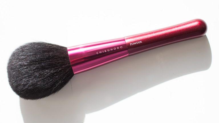 CHIKUHODO Passion Powder Brush PS-1