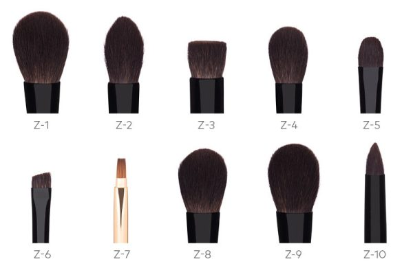 CHIKUHODO Z Series Brushes Collection