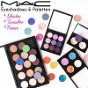 MAC Eyeshadow Singles Paletten Finishes Preise