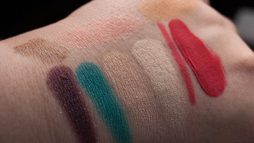 Makeup wasserfest schwitzen ColourPop Lime Crime Hourglass Swatches