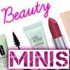 beauty minis clinique mufe benefit estee lauder