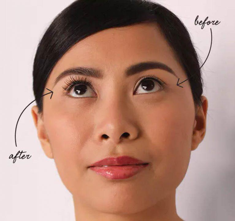 BENEFIT Roller Lash Mascara Mini Resultat