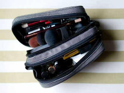 Beauty Etui Makeup Reise open
