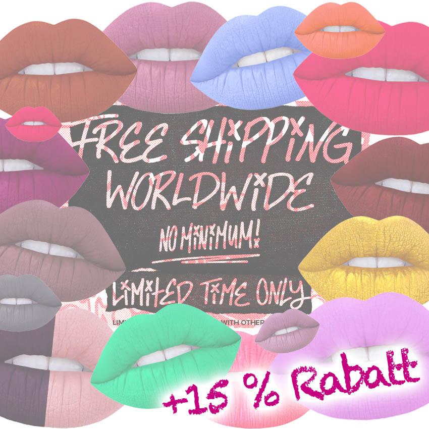 DOLLSKILL Free Shipping worldwide