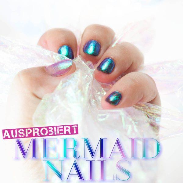 Mermaid Nails Tutorial Powder kaufen