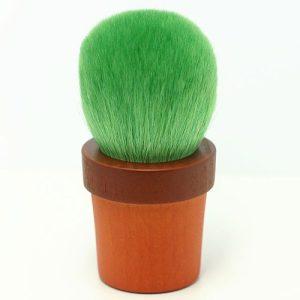 KOYUDO Cactus Shaped Multi Tasker Brush
