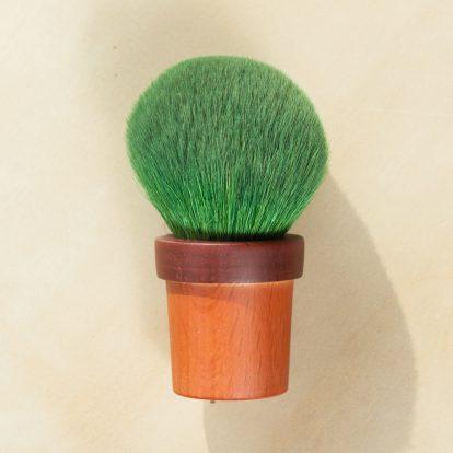 KOYUDO Cactus Shaped Multi Tasker Brush Kaktus Kabuki 2