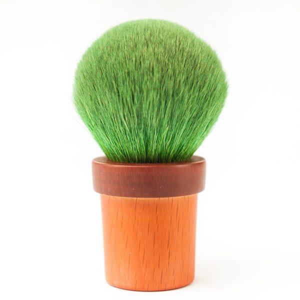 KOYUDO Cactus Shaped Multi Tasker Brush Kaktus Kabuki