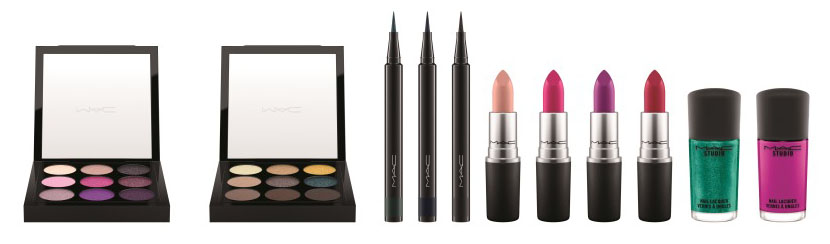 MAC Fashion Pack Collection 2016 Products