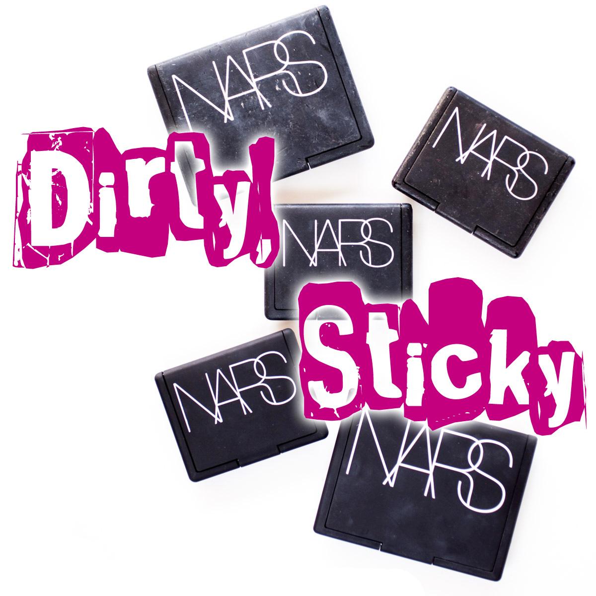 NARS Sticky Packaging klebrige Verpackung