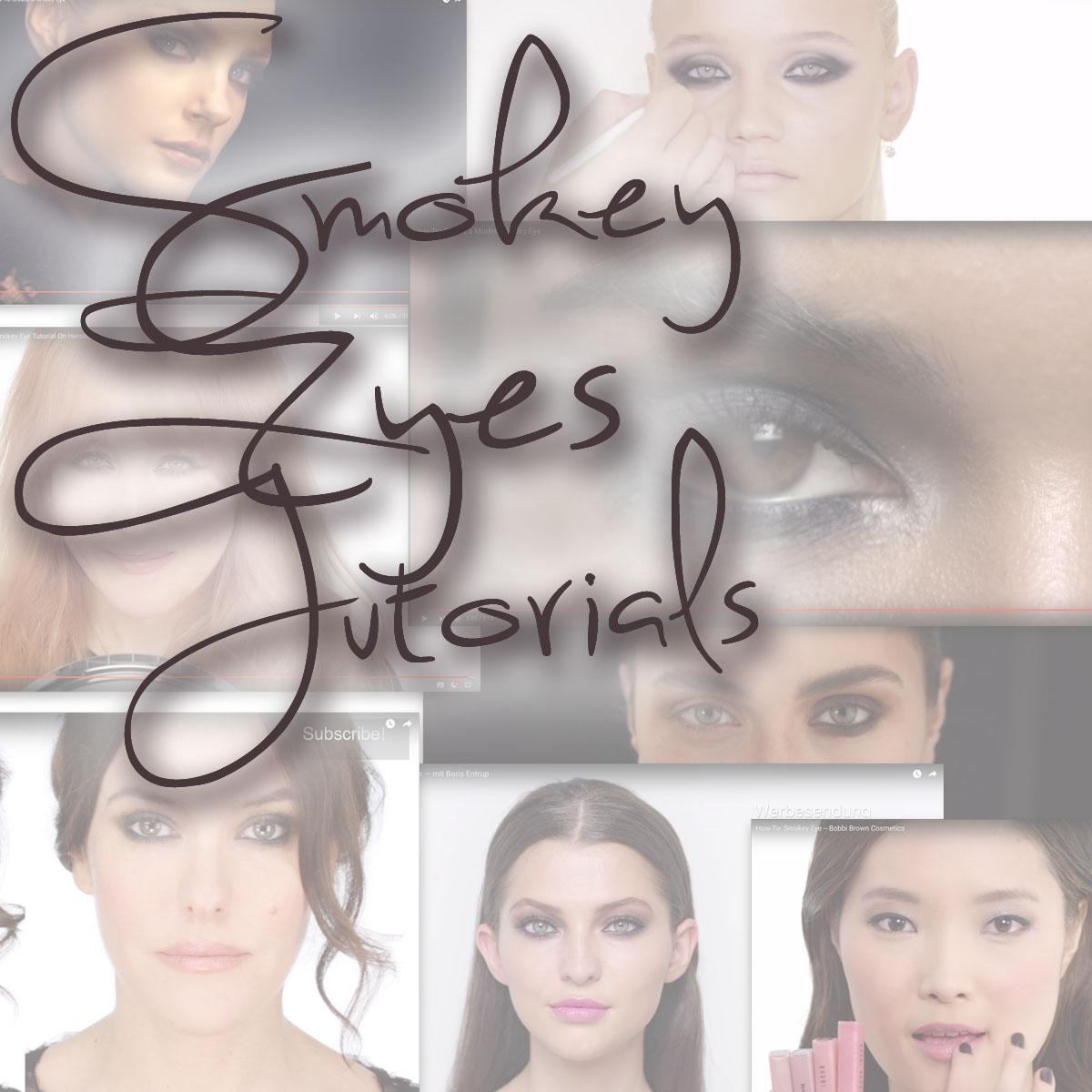 Smokey Eyes Tutorial Videos makeup Artists
