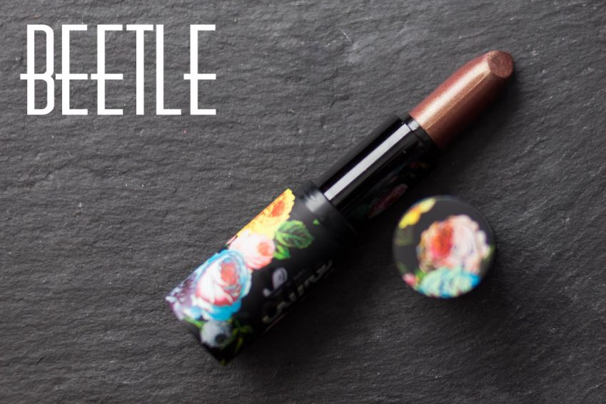 LIME CRIME Beetle Perlees Lipstick Swatch Review-7
