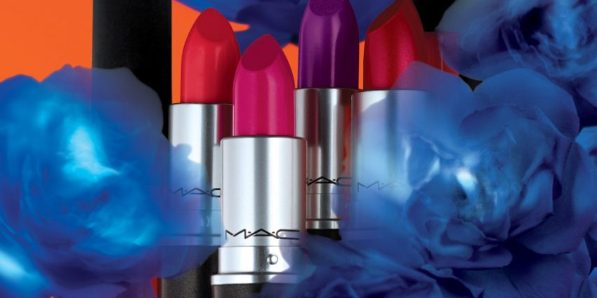 MAC Blue Nectar Collection 2016