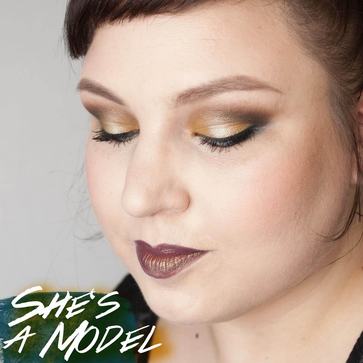 MAC Shes a Model Eyeshadow Palette Makeup LIME CRIME Beetle