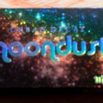URBAN DECAY Moondust Eyeshadow Palette Box unscharf