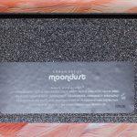 URBAN DECAY Moondust Eyeshadow Palette Compact Label