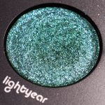 URBAN DECAY Moondust Eyeshadow Palette Lightyear 3