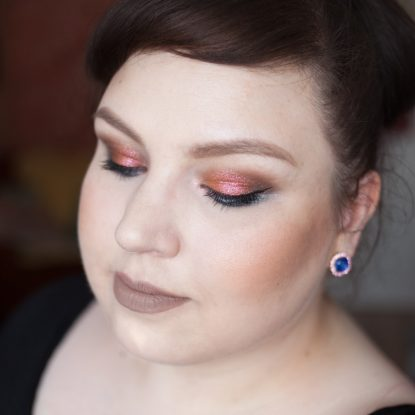 URBAN DECAY Moondust Eyeshadow Palette Makeup Portrait Lider