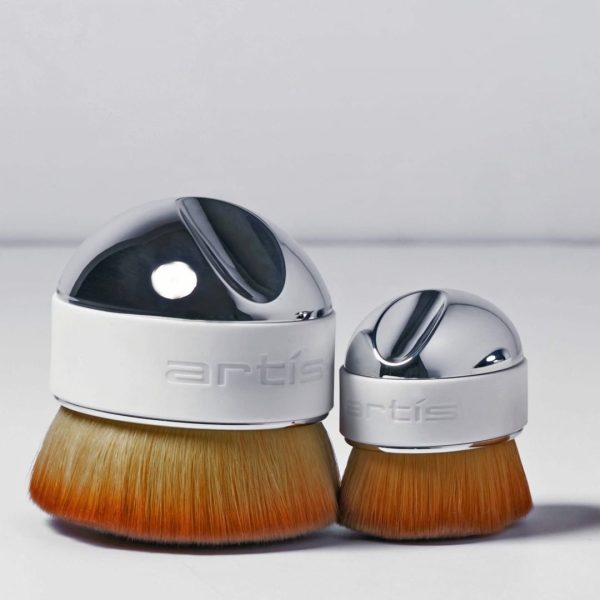 ARTIS Palm Brush Mini Comparison Vergleich