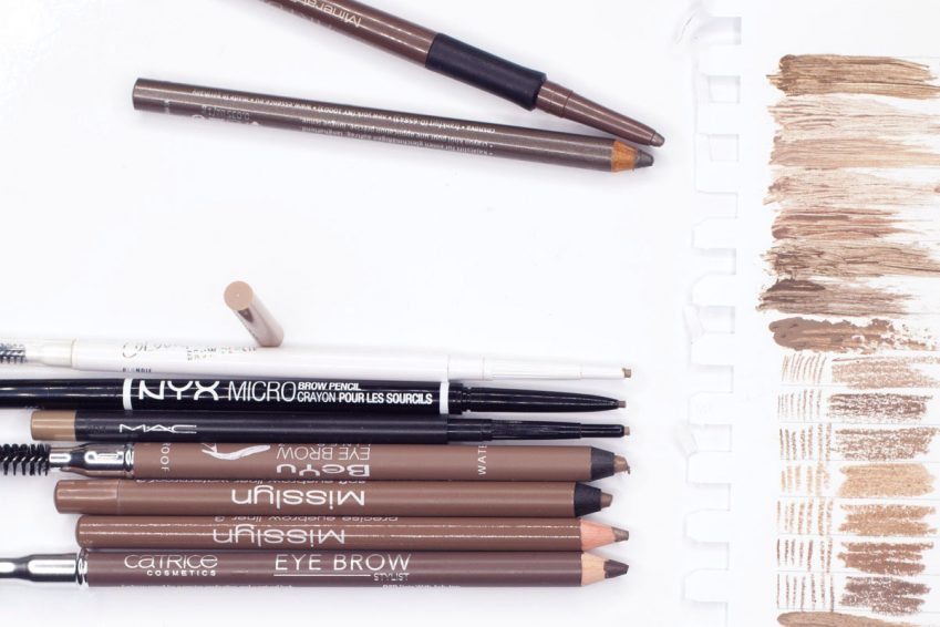Blonde Eye Brow Pencils Augenbrauenstifte