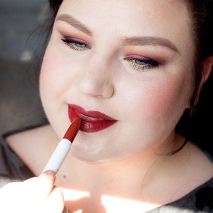 COLOURPOP Makeup Review Highlighter Blush Contour Stix Poison Lace Erotic 20