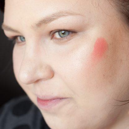 COLOURPOP Makeup Review Highlighter Blush Contour Stix Poison Lace Erotic 8
