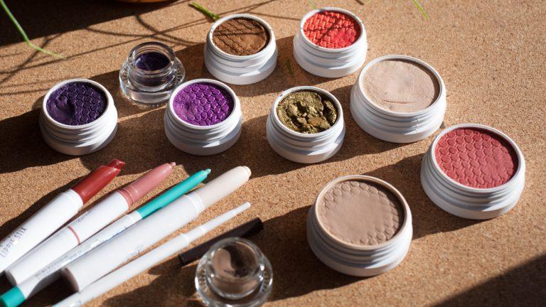 COLOURPOP Makeup Review Highlighter Blush Contour Stix Poison Lace Erotic Products