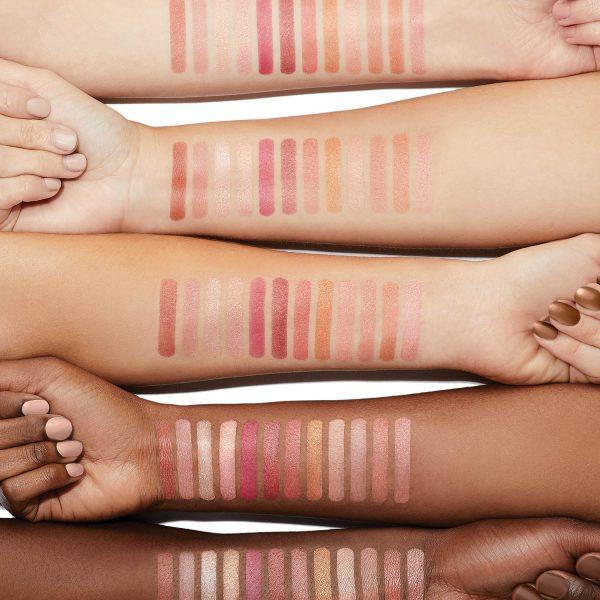 MILANI Baked Blush Swatches Farbvergleich gebackenes Rouge