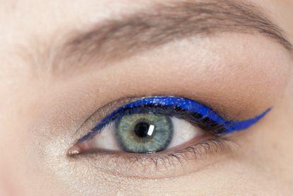 PERFEKTER LIDSTRICH Doppel Eyeliner ziehen LANCOME Sapphire Artliner 19