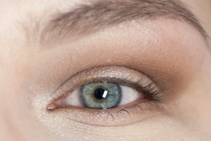 PERFEKTER LIDSTRICH Doppel Eyeliner ziehen LANCOME Sapphire Artliner 4
