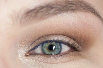 PERFEKTER LIDSTRICH Doppel Eyeliner ziehen LANCOME Sapphire Artliner 6
