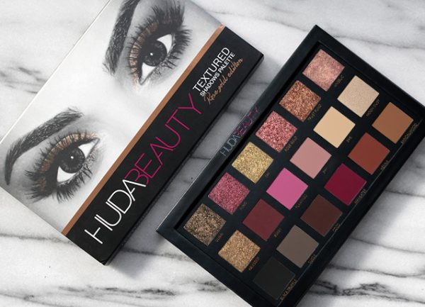 HUDA BEAUTY Rose Gold Palette Ambient