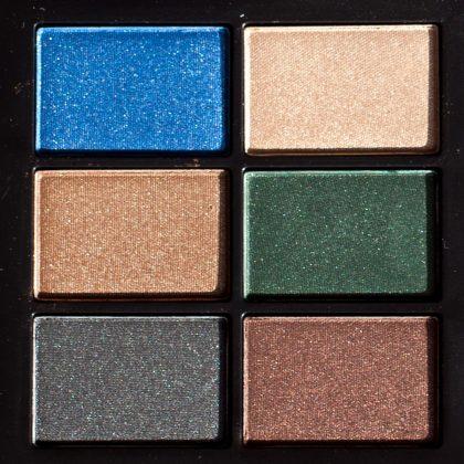 Victoria Beckham x ESTÉE LAUDER Eye Palette im Sonnenlicht