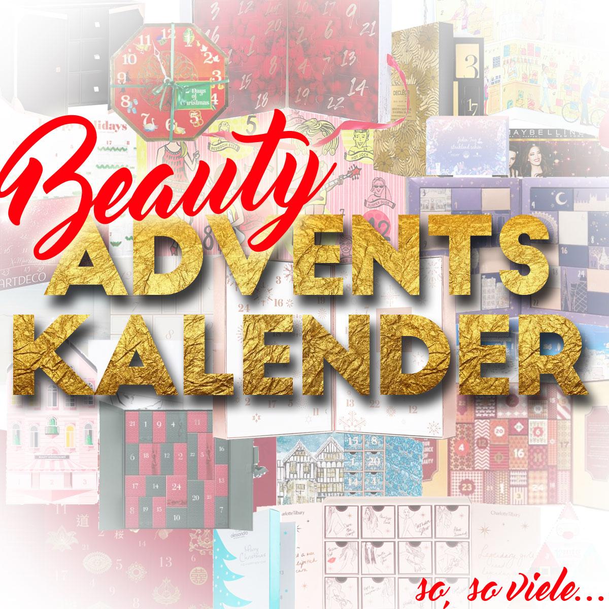 Beauty & Kosmetik-Adventskalender 2016
