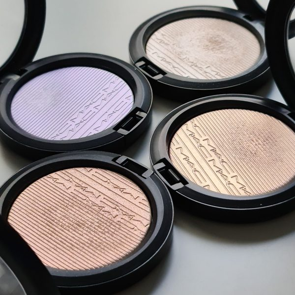 MAC Extra Dimension Skinfinish Highlighter Duochrome Ambient