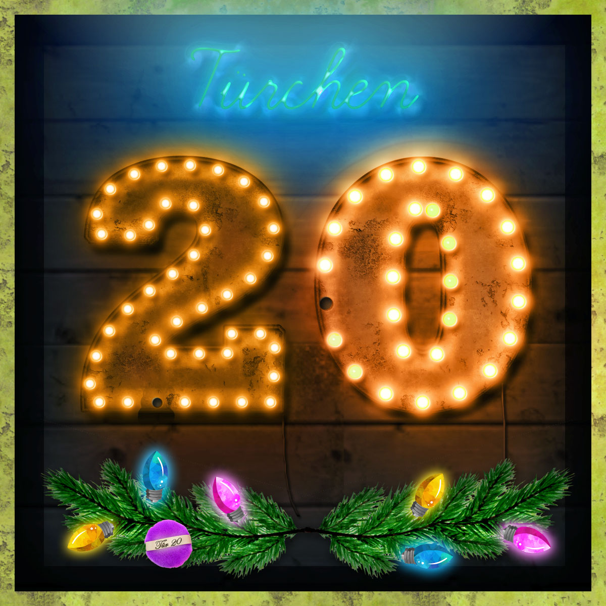 Tür 20 des MAGIMANIA Adventskalenders 2017