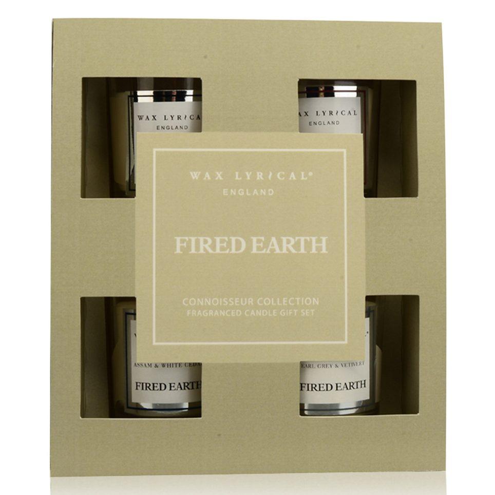 Wax Lyrical Fired Earth Candle Set