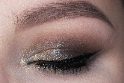 MELT Gun Metal Stack Eyeshadow Makeup 15