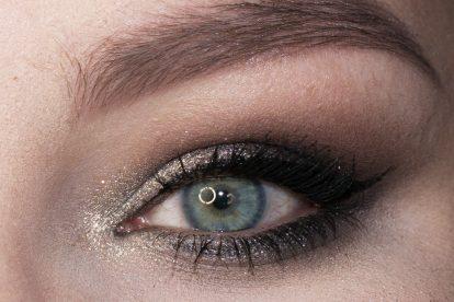 MELT Gun Metal Stack Eyeshadow Makeup 16