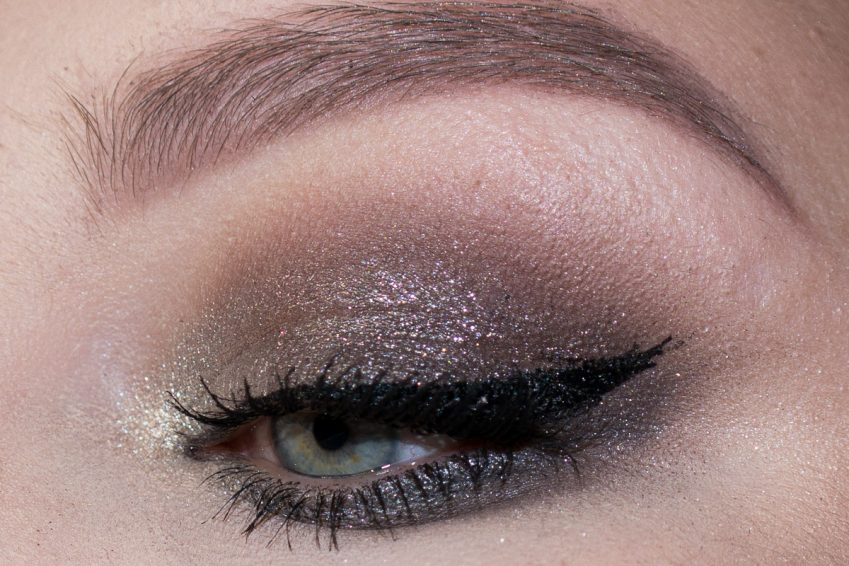 MELT Gun Metal Stack Eyeshadow Makeup