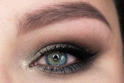 MELT Gun Metal Stack Eyeshadow Makeup 5