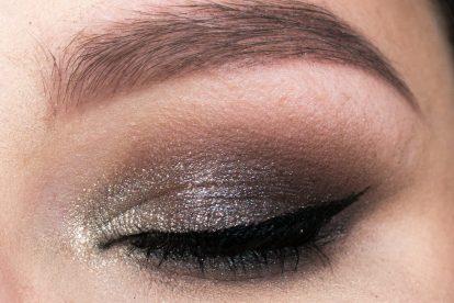 MELT Gun Metal Stack Eyeshadow Makeup 6