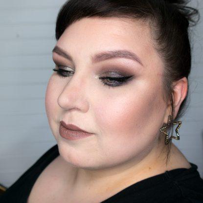 MELT Gun Metal Stack Eyeshadow Makeup Flash