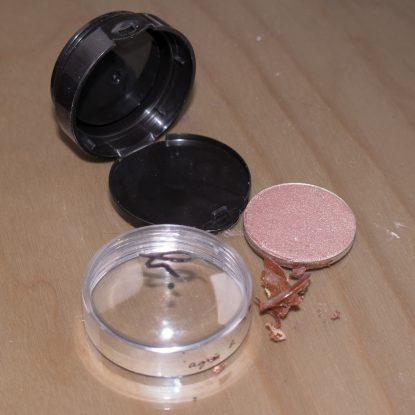 Eyeshadow Depotten mit Induktion Tops Wasser 6