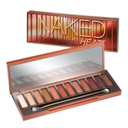 URBAN DECAY Naked Head Palette 2017